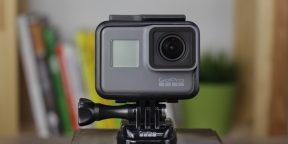 ОБЗОР: GoPro HERO5 Black — крутая экшен-камера для всех и на каждый день