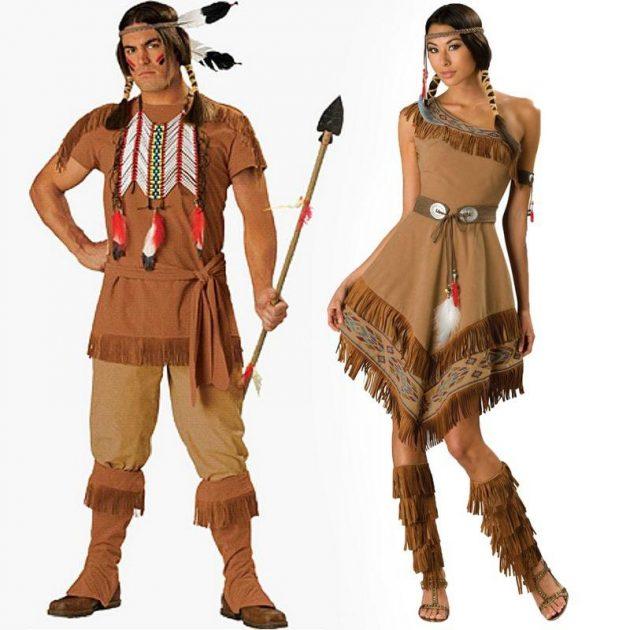 Костюм индейца своими руками - Семейный досуг 90