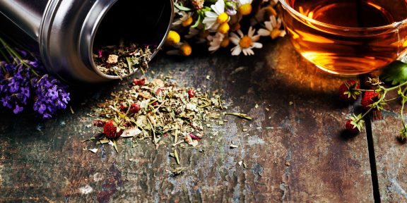 Как приготовить вкусный и полезный чай для похудения