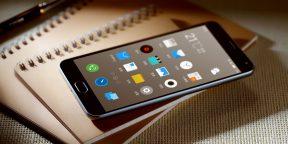 Meizu X — доступная новинка от китайского производителя