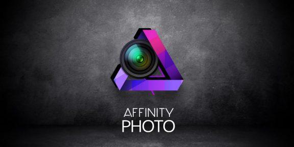 Редактор Affinity Photo вышел для Windows