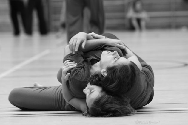аутентичное движение: танец