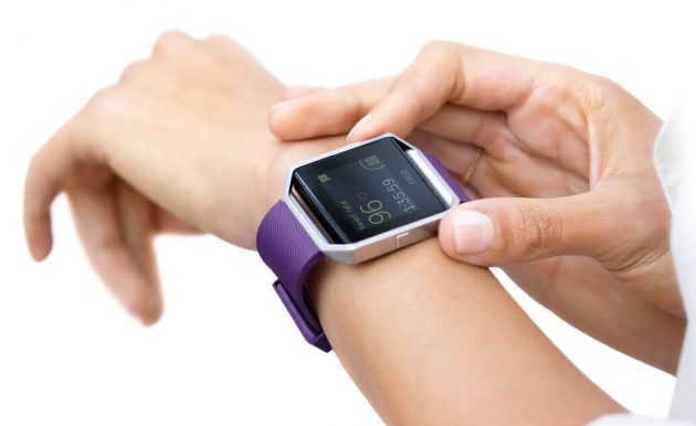 Фитнес- браслет Fitbit Blaze