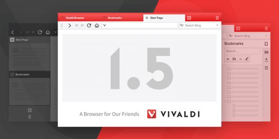 Обновлённый браузер Vivaldi: умная подсветка комнаты, более удобные вкладки и кое-что ещё
