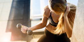 11 способов сделать силовые тренировки менее опасными для суставов