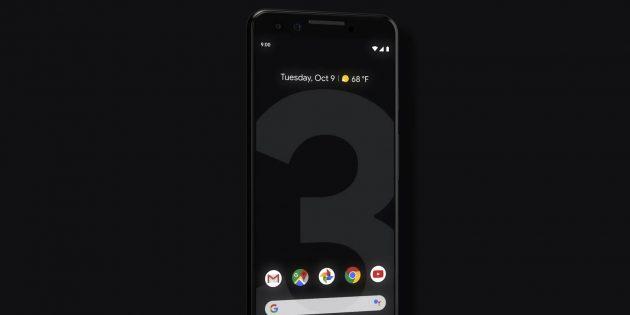 Гаджеты в подарок к Новому году: Google Pixel 3
