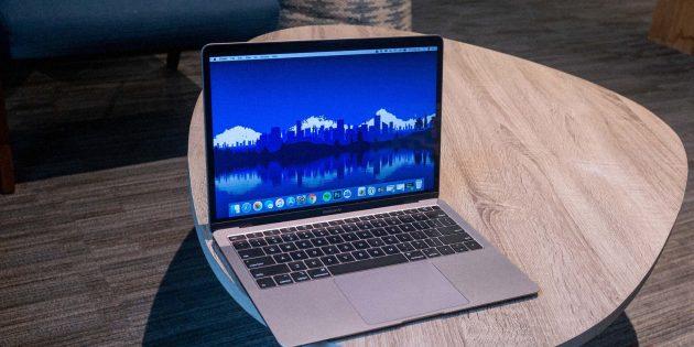 Гаджеты в подарок к Новому году: MacBook Air
