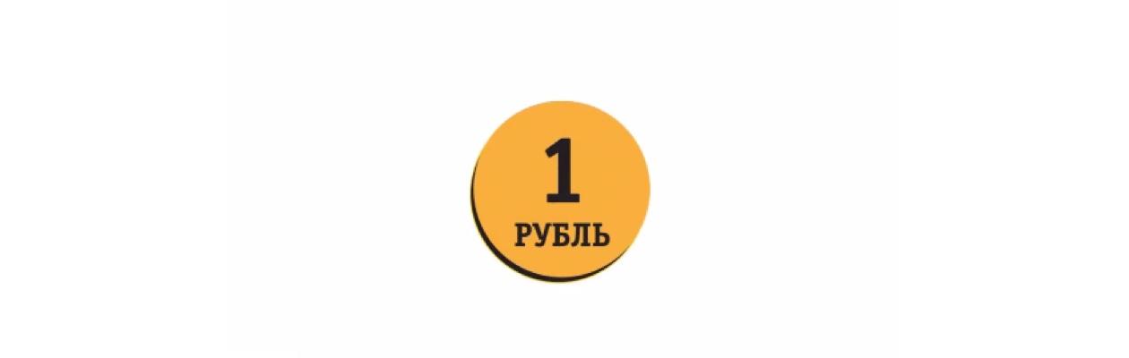 Купить ссылку за рубль