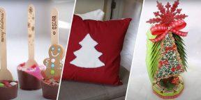 35 необычных подарков на Новый год, которые можно сделать своими руками