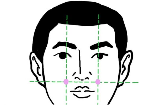 Как избавиться от головной боли за 5 минут: точки цзюй-ляо