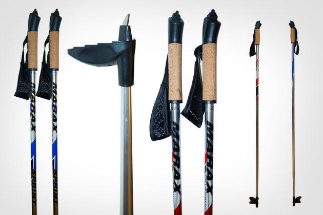 Как выбрать лыжи и снаряжение: лыжные палки