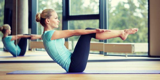 20-минутная жиросжигающая тренировка от танцовщиц