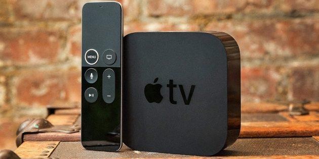 Гаджеты в подарок к Новому году: Apple TV 4K