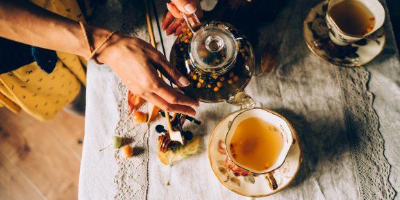 10 горячих напитков для тех, кому надоели обычный чай и кофе