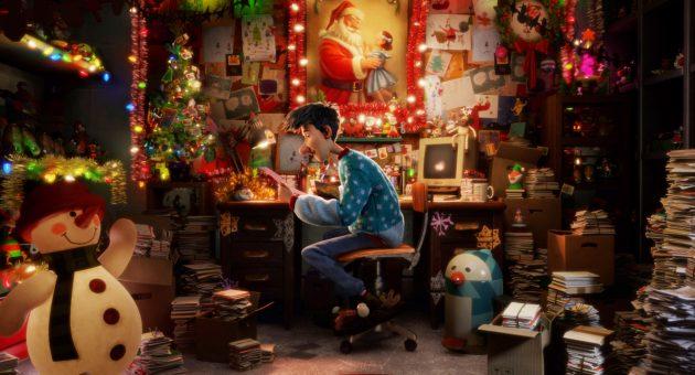 новогодние фильмы: мультфильмы