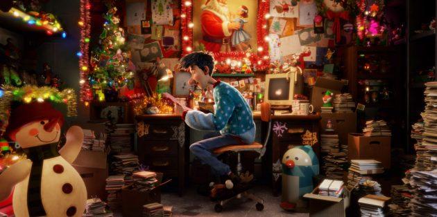 Сказочные новогодние мультфильмы