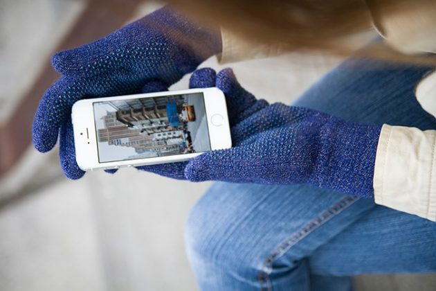 Зимние перчатки для сенсорных экранов: Agloves Sport Touchscreen Gloves