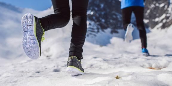 Как правильно выбрать беговые кроссовки для зимы