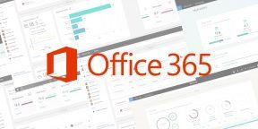 Находка для контрол-фрика: мини-обзор встроенного в Office365 трекера личной продуктивности
