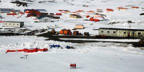 Как живут на полярной станции: интервью с полярником Сергеем Никитиным