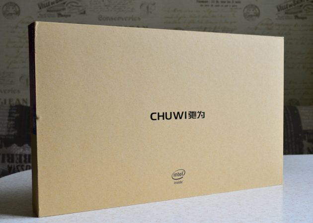 Chuwi Hi10 Plus box