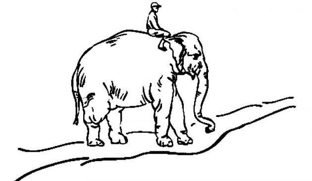 хорошие привычки: слон, всадник и путь