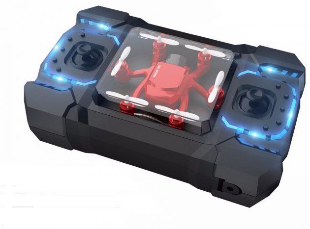 Находки AliExpress: квадрокоптер, набор для покера и MP3-плеер