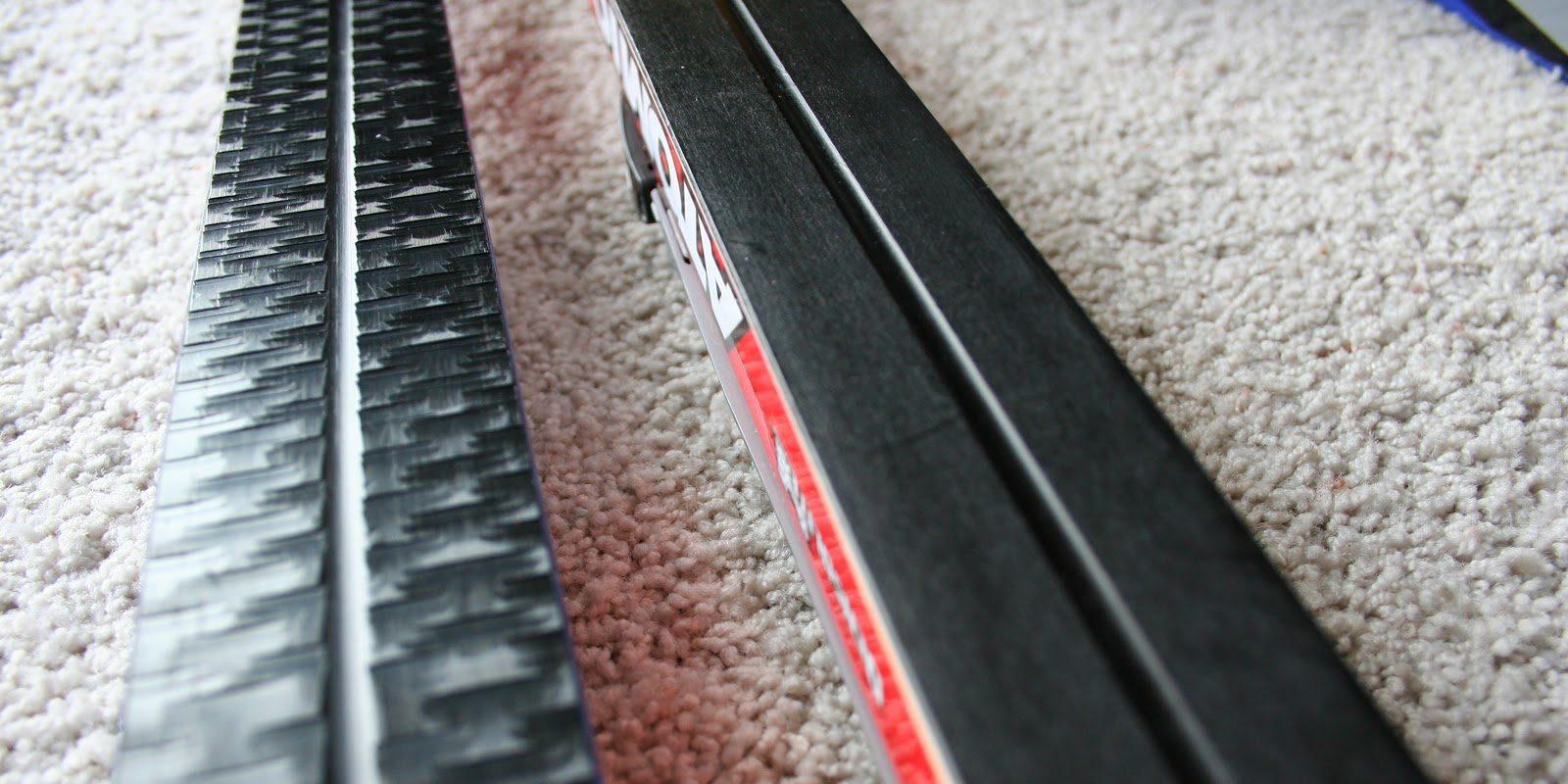 Как выбрать беговые лыжи  классические лыжи с насечками и без bd535db731c