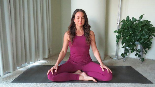 Йога для улучшения пищеварения