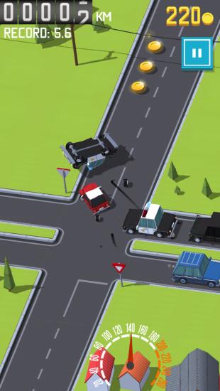 Yield: авария
