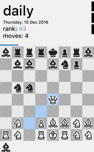 Really Bad Chess: daily