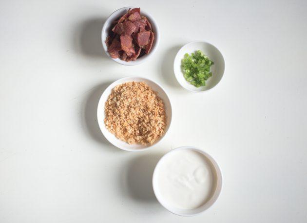 картофель хассельбек: начинка