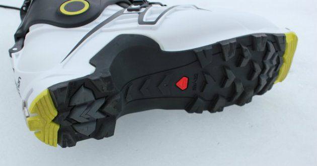 Горнолыжные ботинки: Подошва стандарта Touring