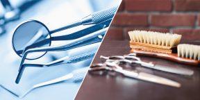 Можно ли заразиться ВИЧ у стоматолога или в салоне красоты