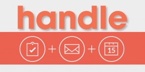 Handle — почта Gmail, менеджер задач и календарь в одном месте