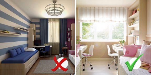Мыслим шире: дизайнерские идеи и хитрости для узких комнат