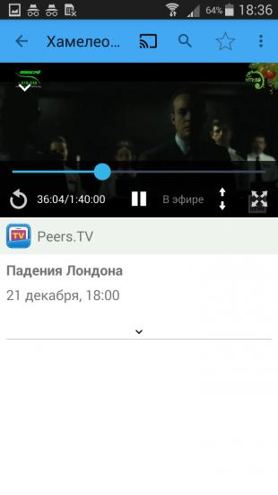 Peers.TV: просмотр фильма