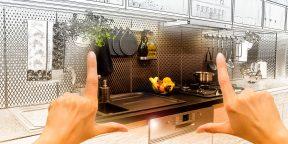Каким должен быть дизайн маленькой кухни: работающие советы и интересные фото