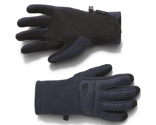 Зимние перчатки для сенсорных экранов: The North Face ThermoBall Etip