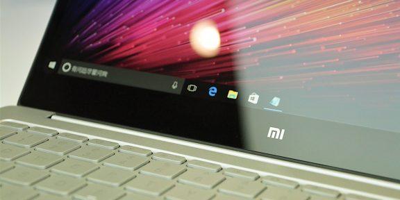 ОБЗОР: Xiaomi Mi Notebook Air 13,3″ — игровой конкурент MacBook