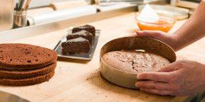 Что делать, если хочешь научиться печь (+ простой рецепт бисквита)
