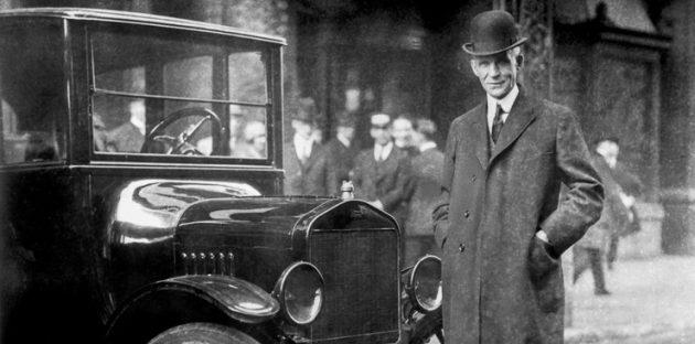 начинающий предприниматель: Генри Форд
