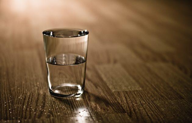 мифы о здоровье: 8 стаканов воды