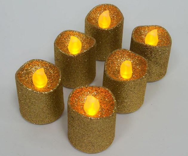 Вечные свечи