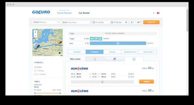 5 веб-сервисов, которые cпланируют путешествие по минимальной цене