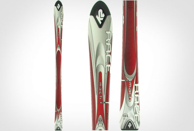 Как выбрать горные лыжи: Гоночные лыжи (Racing) Salomon