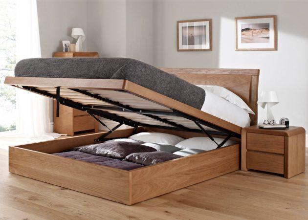 Маленькая спальня: правильная кровать