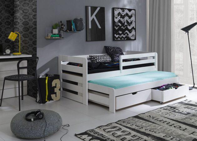 Маленькая спальня: выбираем правильную кровать