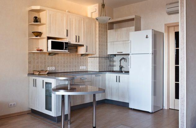 срок службы холодильника: правильное место