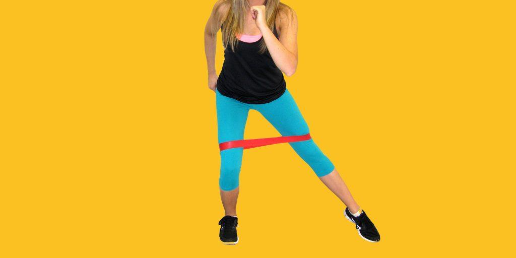 Упражнения для спины с эспандером для женщин — 5 движений для укрепления мышц с резиновой лентой